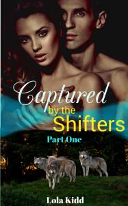 Captured Book 1