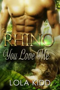 Rhino You Love Me AMAZON LARGE